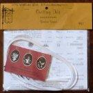 Vintage Quill Art Quill Kit #957 Garden Scenes 3 NIP 1985