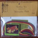 Vintage Quill Art Quill Kit #760 Watermelon Patch 1977 NIP