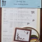 Vintage Quill Art Quill Kit #947 Violet Wedding Invitation Memory with Borders NIP