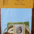 Vintage Quill Art Quill Kit #746 Daisies in a Basket 1976 NIP