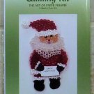 Lake City Craft Co 3-D Christmas Santa Kit #219 NIP