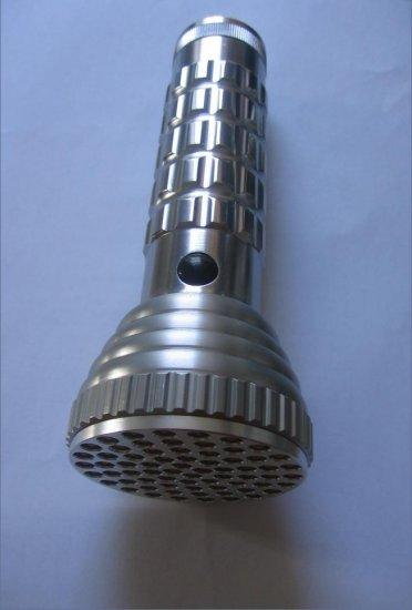128LED flashlight