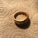 Gold metal ring stamped 14k beach find 4 gram