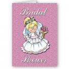 Set of 20 BRIDAL SHOWER INVITATIONS Envelopes Included kjsweddingshop