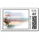 Wedding Matching Beach Theme POSTAGE STAMPS sheet of 20, 44 cent stamps kjsweddingshop
