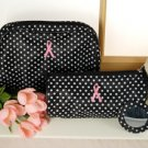 Breast Cancer 2 Piece Cosmetic Set  BC2071
