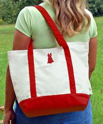 Heart Awareness Carry All Tote  HA2075R