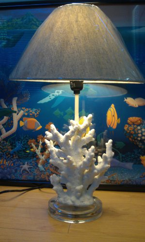 THE UNDERWATER REEF LAMP WHITE