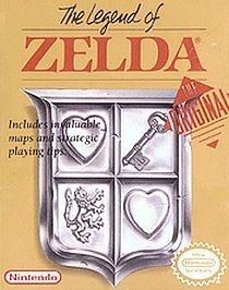 The Legend of Zelda (Nintendo, 1987)
