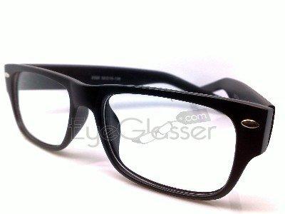 New Woman Man Nice Stylish Black Eyeglasses Frame EP005