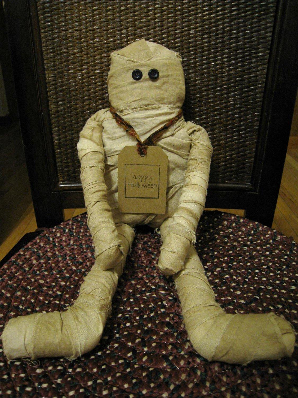 Mr. Mummy