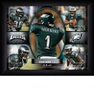 Custom Philadelphia Eagles  Action Print Framed and Personalized