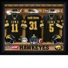 Iowa Hawkeyes Custom Jersey Print With Your Name