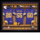 LSU Louisiana State Tigers Custom Jersey Print With Your Name
