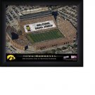 University of Iowa Hawkeyes Stadium Print With Your Name