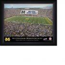 University of Michigan Wolverines Stadium Print With Your Name