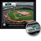 Oakland Athletics Stadium Print With Your Name