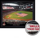 Arizona Diamondbacks Stadium Print With Your Name