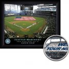 Seattle Mariners Stadium Print With Your Name