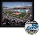 Buffalo Bills Stadium Print With Your Name