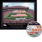 Denver Broncos Stadium Print With Your Name