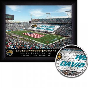 Jacksonville Jaguars Stadium Print With Your Name