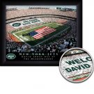 New York Jets Stadium Print With Your Name