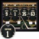 Dallas Stars Framed Custom Jersey Print With Your Name