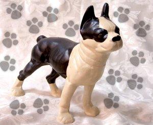 Cast Iron Doorstop Bulldog or Boston Terrier