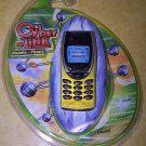 Toy Play Cyber-link Mobile Cell Phone Gold NIP