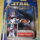 Star Wars Attack of the Clones Clone Trooper - NEW