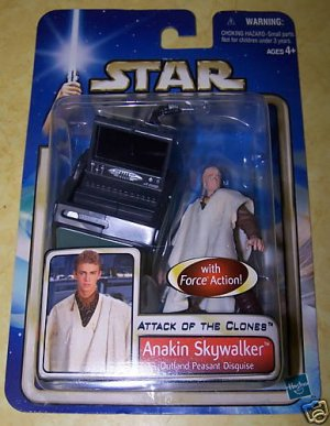 Star Wars Attack of the Clones Anakin Skywalker - NEW