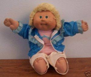 Vintage Cabbage Patch Kids Doll 1978, 1982