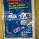 Set of 4 Rubbermaid Vacuum Bags for Eureka F & G - NIP