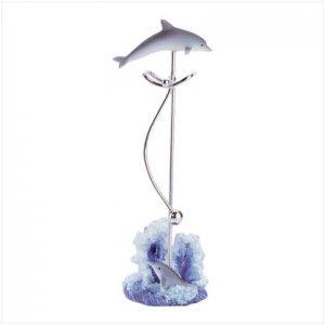Swinging Dolphin Sculpture