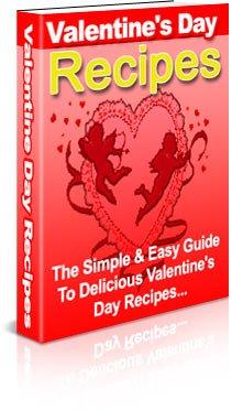 Valentine's day recipes 148 Recipes