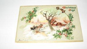 Raphael Tuck & Sons Christmas Joys Lot  c16