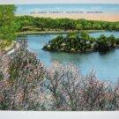 Oak Creek Parkway,Milwaukee,Wisconsin Vintage Postcard w4