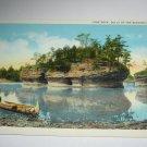 Lone Rock Wisconsin Dells,Wis. postcard W47