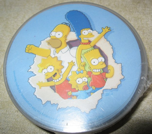 The Simpson Family Playing Cards