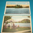 Ishpeming Michigan Postcards S3 lot of 2