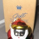 Ceramic Santa Christmas Avon ornament