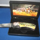 War party indian knife