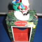 Santas Gallery Santa and bag of toys Christmas Ornaments