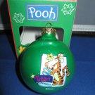 Tigger Pooh Christmas ornament Disney