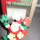 Popcorn Santa The Trimmerry Christmas ornament