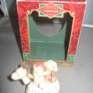 Bears on Reindeer Christmas traditions ornament 9110987