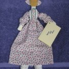 Spoon Doll hand made clothing on wooden spoon really cute