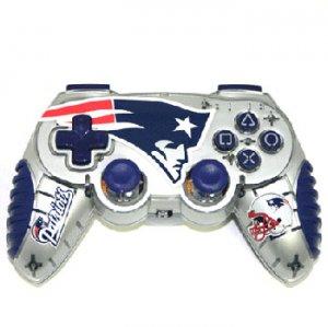Mad Catz New England Patriots PS2 Wireless Control Pad