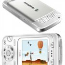 Sony Ericsson F305i Quadband GSM Phone (Unlocked) White